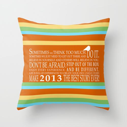 2013 Cushion