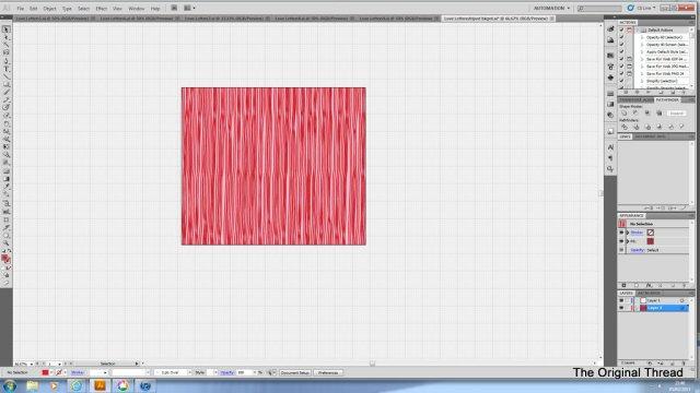 Stripey Background