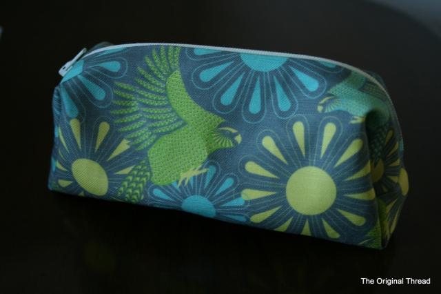 Kakapo Boxy Mini Make-Up bag