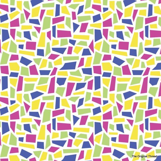 Spring Mosaics print