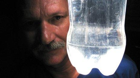 Solar Bottle