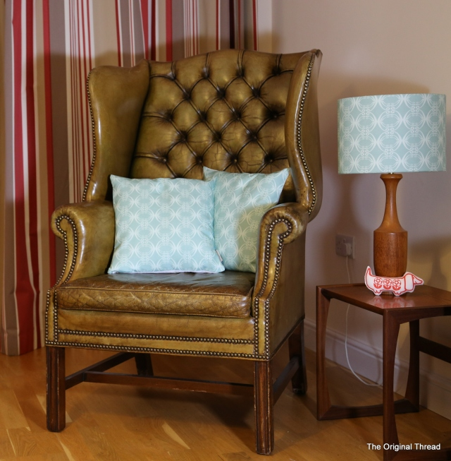 Aotearoa Cushions and lampshade