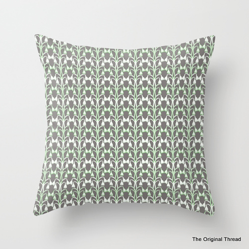 Snow Drops Cushion