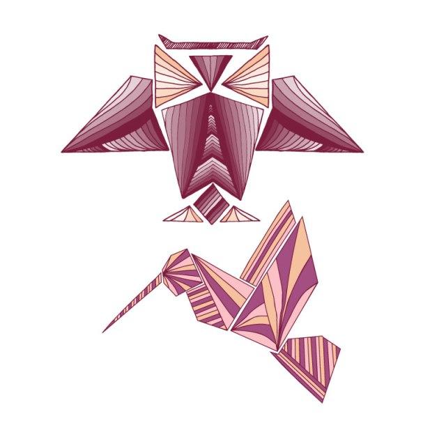 owl-hummingbird